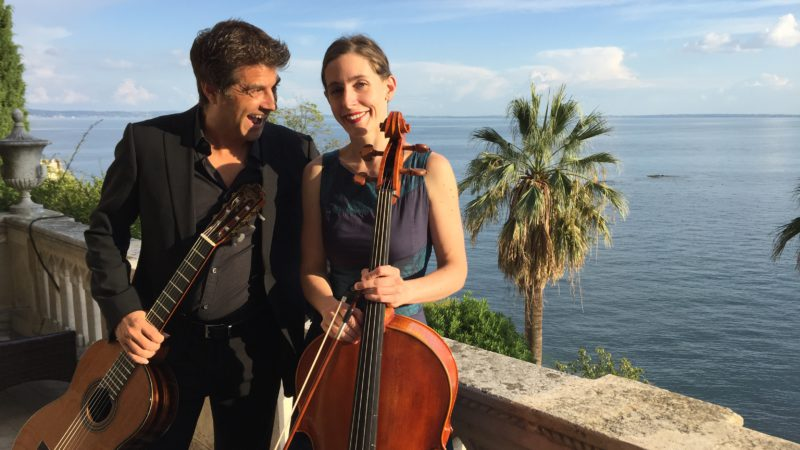 26 November 2017: Duo Gross & Lucini
