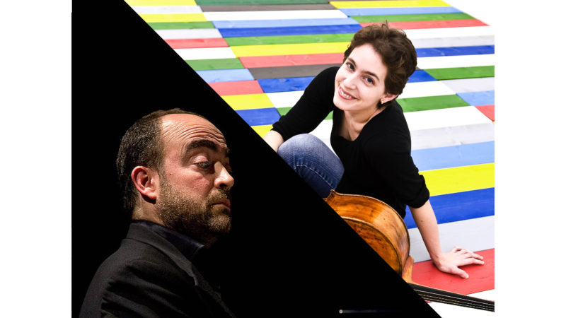 3 Sept 2018: Duo with Matteo Falloni