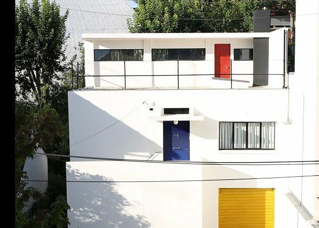 June/July 2021: Residency Van Doesburg House Paris – update