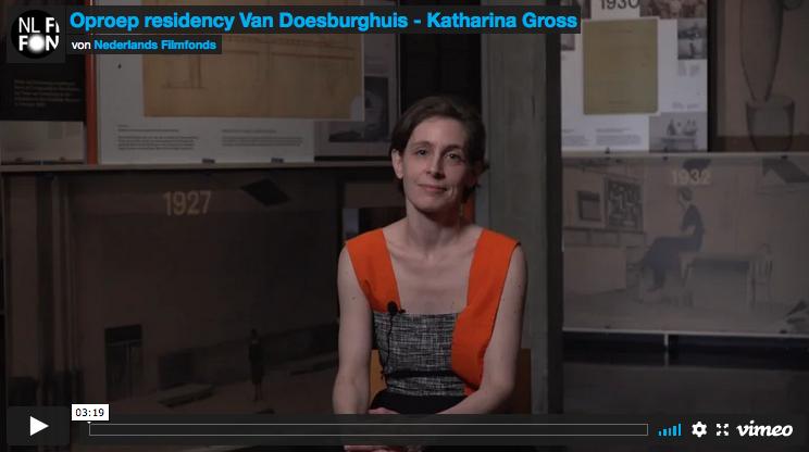 Interview for Nederlands Filmfonds